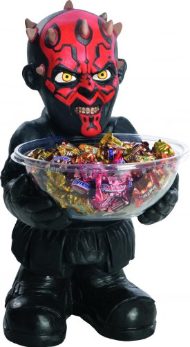 Deguisement-discount - Pot à bonbons darth maul