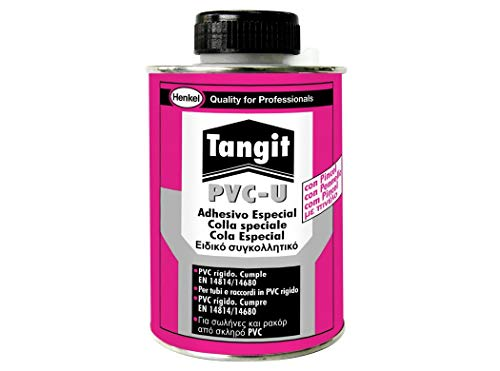 TANGIT PVC-Kleber u. starr, 500 g.
