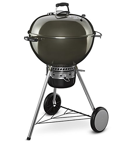 Weber Master-Touch GBS Grill Kettle Antracite Grigio