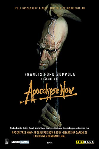 Apocalypse Now - Full Disclosure/Steelbook [Limited Edition] [4 DVDs]