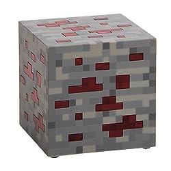 Minecraft toy: Minecraft Redstone - lights up