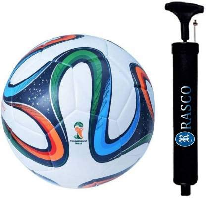 RASCO 4 COLOR FOOTBALL WITH PIN