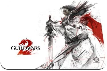 SteelSeries QcK Guild Wars 2 Gaming Mouse Pad Logan Edition product image