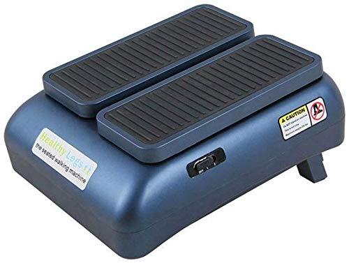CRMY Ejercitador eléctrico para Sentarse en Interiores, máquina para Caminar Sentado, ejercitador de Pedal para Sentarse con función de Ajuste de Velocidad, Promover la circulación sanguínea