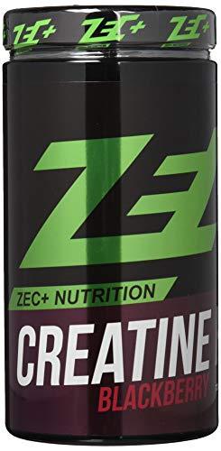ZEC+ Creatin HCL Pulver - 720 g Kreatin-Pulver Geschmack Blackberry zur Erhöhung der körperlichen Leistung bei Schnellkrafttraining und Bodybuilding, Geschmack Blackberry