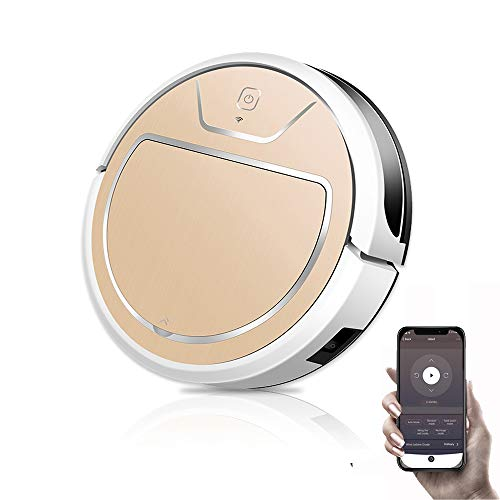 Affordable W Robot Vacuum Cleaner for Home Automatic Sweeping Dust Smart Planned Mobile App Remote C...