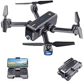 SANROCK X103W 2.7K Camera RC Quadcopter Drone