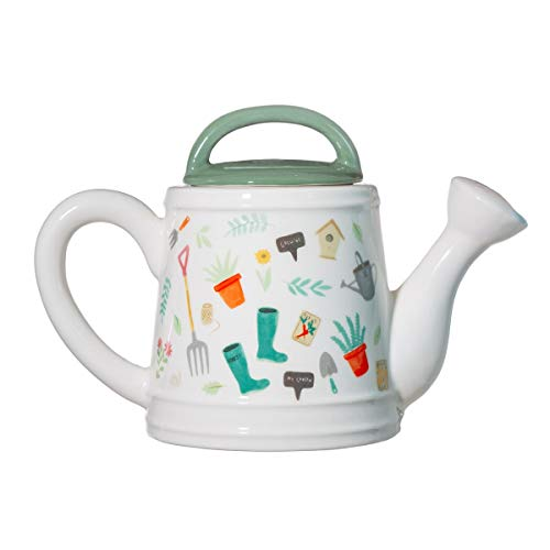 Sass & Belle Leafy Living Teekanne mit Gießkanne