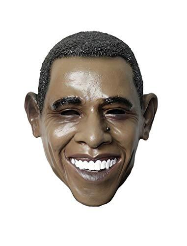 Obama Maske Celebrity Latex Maske American President Fun für Veranstaltungen und Partys Fun Halloween Party Dress Up USA
