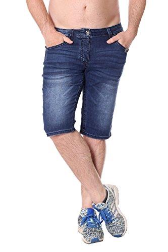Blue Monkey Herren Jeans Shorts Freddy 4454 Size 40