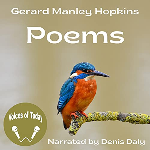 Poems of Gerard Manley Hopkins cover art