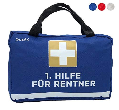 bester Test von pb privat rente premium Dakita Retirement Erste-Hilfe-Tasche – 28x18x8cm groß |  Ein lustiges Ruhestandsgeschenk für…