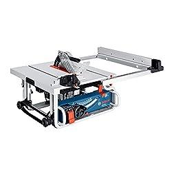 Bosch Professional Scie sur table GTS 10 JRE avis test