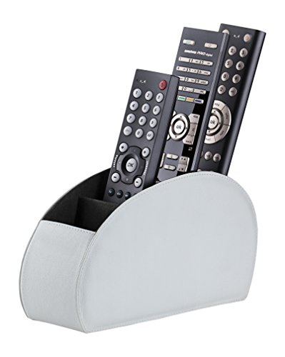 Remote Control Holder White Stor...