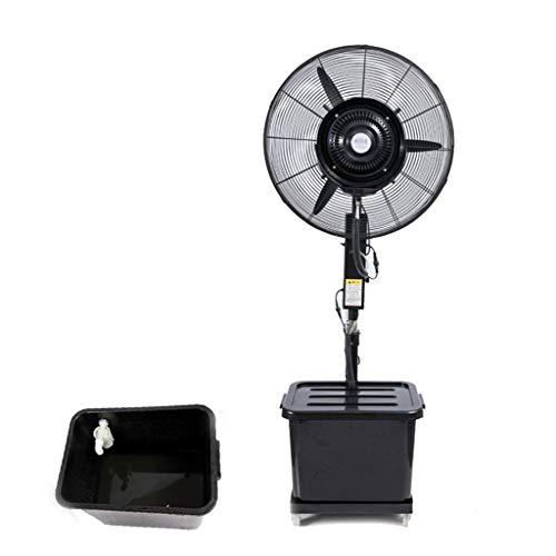 CLHXZE Ventiladores de Pedestal Big Fan, Enfriador de Aire for Aplicaciones industriales -RR0813D Fans de pie Libre
