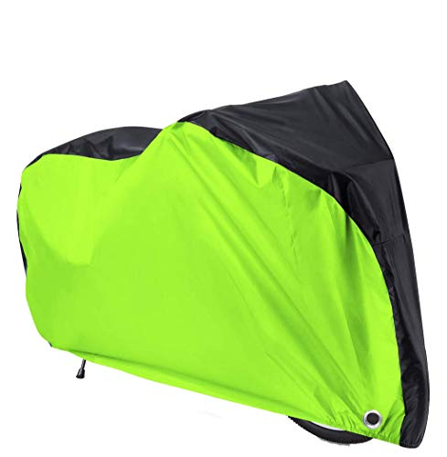 Why Should You Buy Bike Cover, Waterproof XL Bicycle Cover for Outdoor Storage, Abbsh Outside Bikes ...