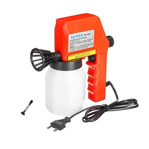 Queen Boutiques elektrisch spuitpistool 220 V High Power Airbrush huishoudelijke elektrische verfspuitmachine gemakkelijk te spuiten en te reinigen 600 ml