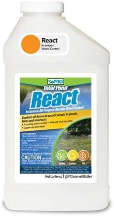 Sacramento Mall SePRO Total Pond React -in-Season Weed Award Aquatic Contr All-Purpose