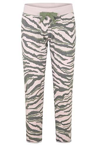 Juvia Damen Jogginghose Zebra Rosa - XS