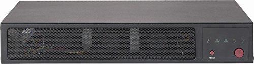 Supermicro CSE-E300 - Computer-Gehäuse (Rack, Server, Flex-ATX, Mini-ITX, Schwarz, 1U, USA - UL Listed, FCC Canada - CUL Listed Germany - TUV Certified Europe/CE Mark EN 60950/IEC.)