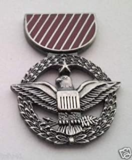 Pin for Jackets - US AIR Force Combat Action Medal Military Veteran Hat Pin - Accessories for Men and Women