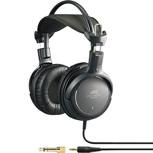 JVC HARX900 High-Grade Full-Size Headphone,Black