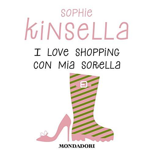 I love shopping con mia sorella copertina