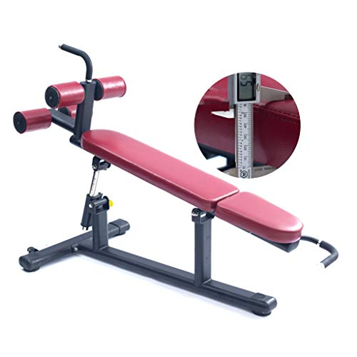 Great Deal! Home Gyms Sit-up Fitness Equipment Abdominal Muscle Board Exercise Aid Abdomen Multifunc...