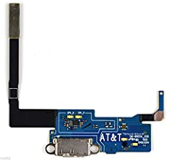 New Charging Port Flex Replacement for Samsung Galaxy Note 3 Brand New, Unopend, Unused, Best Quality Please Install it Very Professionally, if Not, Please Do Not Try Flex Cable Ribbon Replacement, Fit for Your Phone Perfectly 30 Days Warranty,No Man...