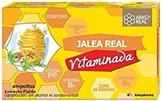 ARKO JALEA REAL VITAMINADA 20 AMP