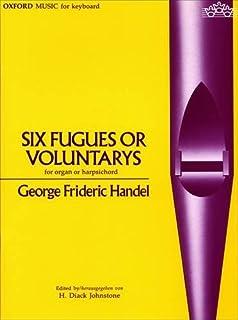 Six Fugues or Voluntarys
