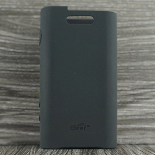 Silicone Case for eLeaf iStick 100w Skin Protective Sleeve Cover Wrap Gel (Black)