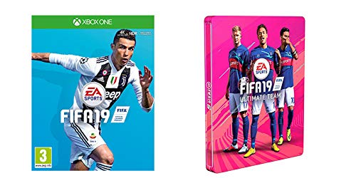 FIFA 19 Standard e Steelbook Edition Xbox One