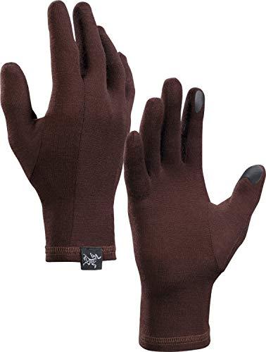 Arc'teryx Herren Gothic Glove Handschuhe Braun/Rot XL
