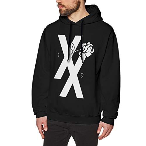 MYHL Men's Machine Gun Kelly Graphic Fashion Sport Hip Hop Hoodie Sweatshirt Pullover Tops