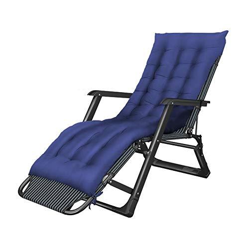 Dall Chaise Longue Chaise Pliante Chaise De Pause Déjeuner De Plein Air Portable Fold Lit Paresseux Sun Lounge Chair (Couleur : C)