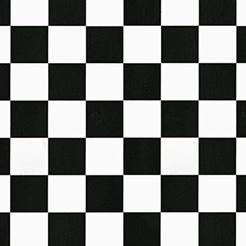7,76€/m² Möbelfolie d-c-fix Dekor Monza, schwarz-weiss 45cm Breite Laufmeterware selbstklebende Klebefolie Folie Holz Dekor Stein