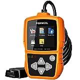 FOXWELL NT201 OBD2 Scanner Check Engine Light Car Code Reader OBD II Diagnostic Scan Tool