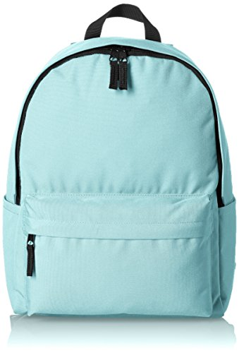 AmazonBasics Classic School Backpack - Aqua