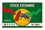 A board game modelled exactly on Stock Exchanges around the world over, taking you through the main moves of Share Transactions. Plan, strategies, buy, sell and get the better of your opponents. The game includes 1 Game Board, 108 Information Card, 1...