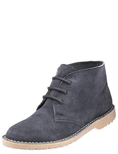 CHUMS Scarponcini Stile Desert Boot con Lacci per Uomo