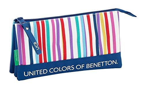 Benetton 811828744 2018 Estuches, 22 cm