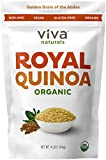 LARGER AND SOFTER GRAINS WITH NUTTIER FLAVOR - Unlike Chilean or Peruvian quinoa, our grains are harvested from the Bolivian Altiplano, where royal quinoa grows in harsh growing conditions, ideal for optimal flavor and texture. The end result? Notice...