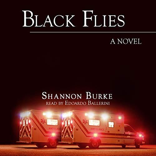 Black Flies Audiobook By Shannon Burke cover art