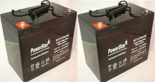 Universal Power Group (35 Ah) is one of the best power wheelchair batteries available