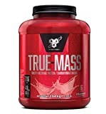 BSN True Mass Weight Gainer Eiweißmischung Pulver strawberry milkshake