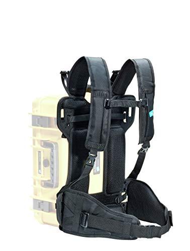 B&W outdoor.cases Rucksacksystem (BPS) für outdoor.case Typ 5000, 5500, 6000 - Das Original