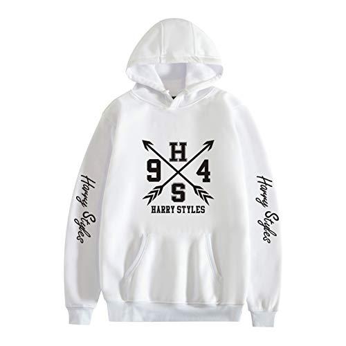 ASDFGHJKL Harry Styles Pullover Hoodie Sports 2D Print Sweatshirt Boy/Girl Street Unisex Casual Wear Mejor...
