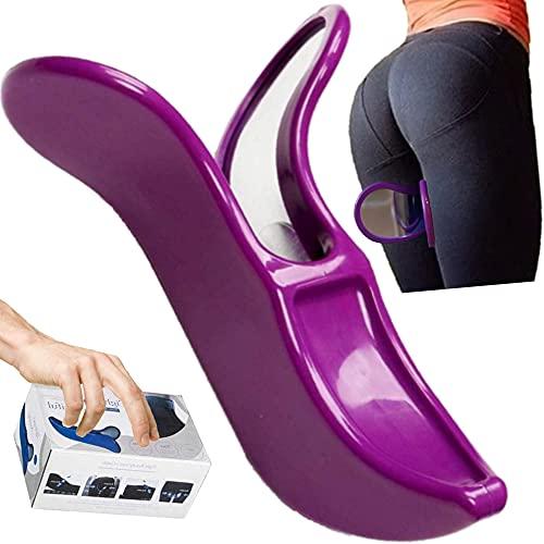 Hip Trainer Buttocks Lifting - Pelvic Floor Strengthening Muscle - Butt Workout Equipment for Women- Inner Thigh Exercise Equipment - Kegel Exercises for Women - Fitness Bladder Control Exerciser
