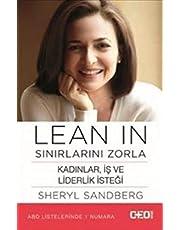 Lean In - Sinirlarini Zorla: Kadınlar, İş ve Liderlik İsteği